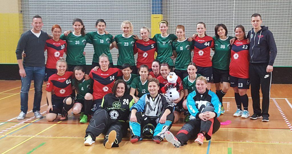 U13 do prve zmage, ženska ekipa do druge