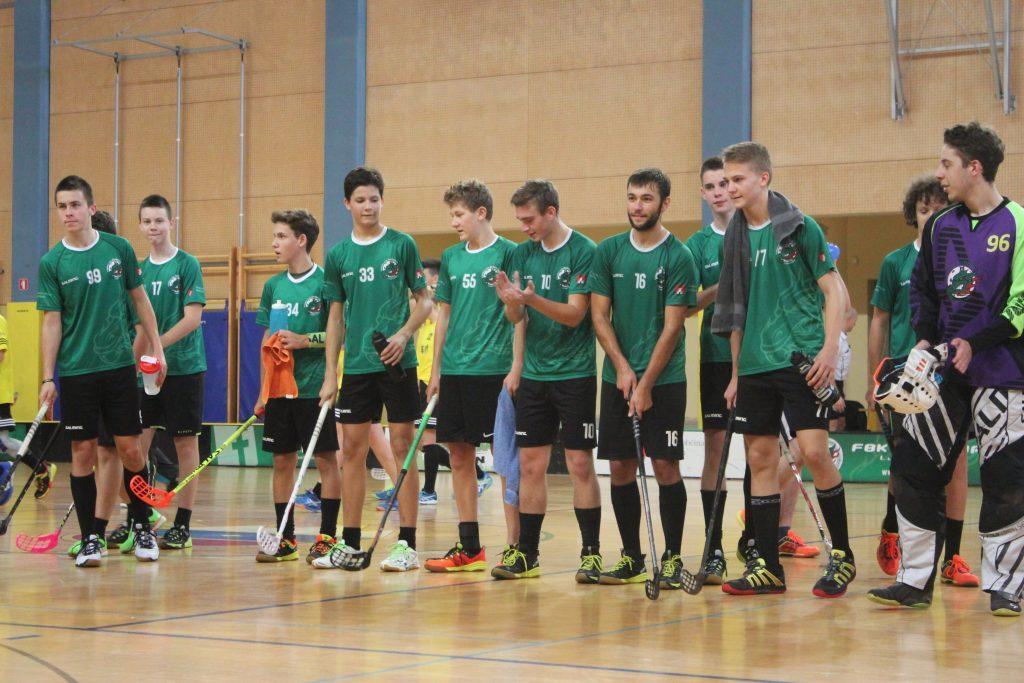 Kljub porazu obetaven začetek ekipe U19